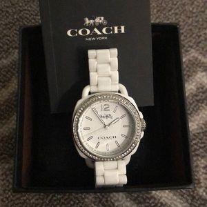 Coach woman's watch